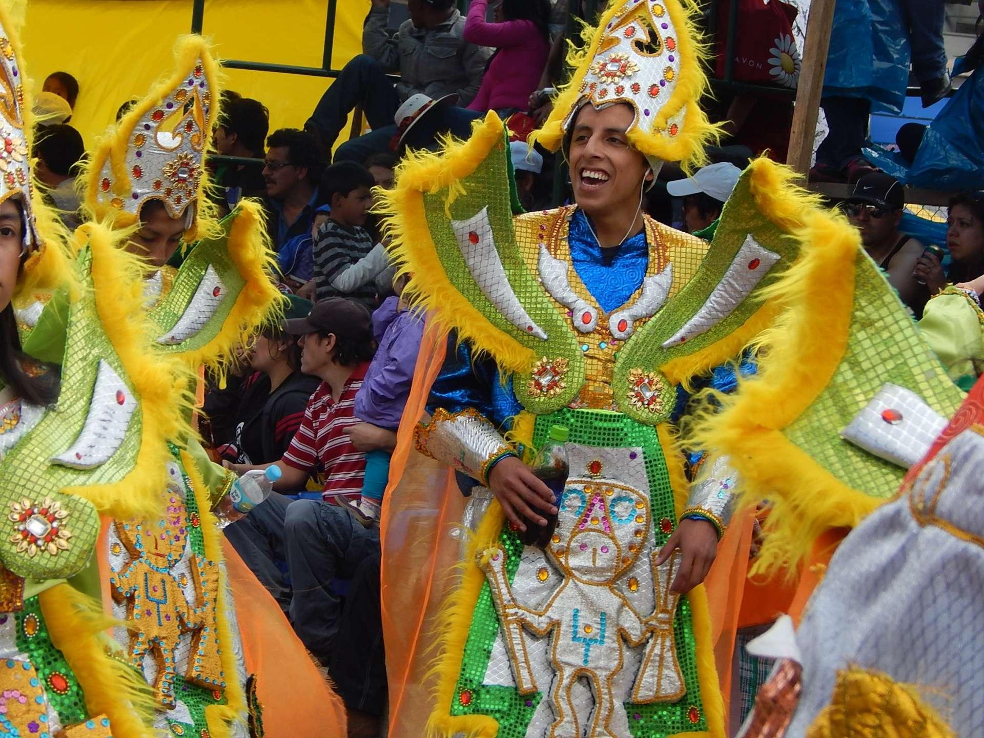 Carneval in Peru