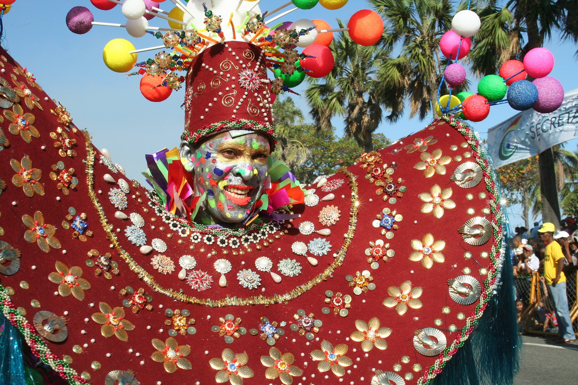 Carneval in Dominican Republic