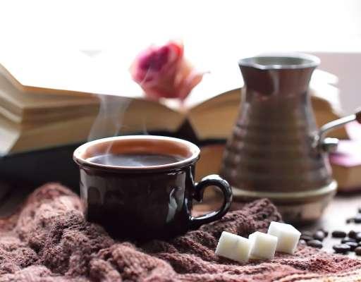 Kaffee Romane