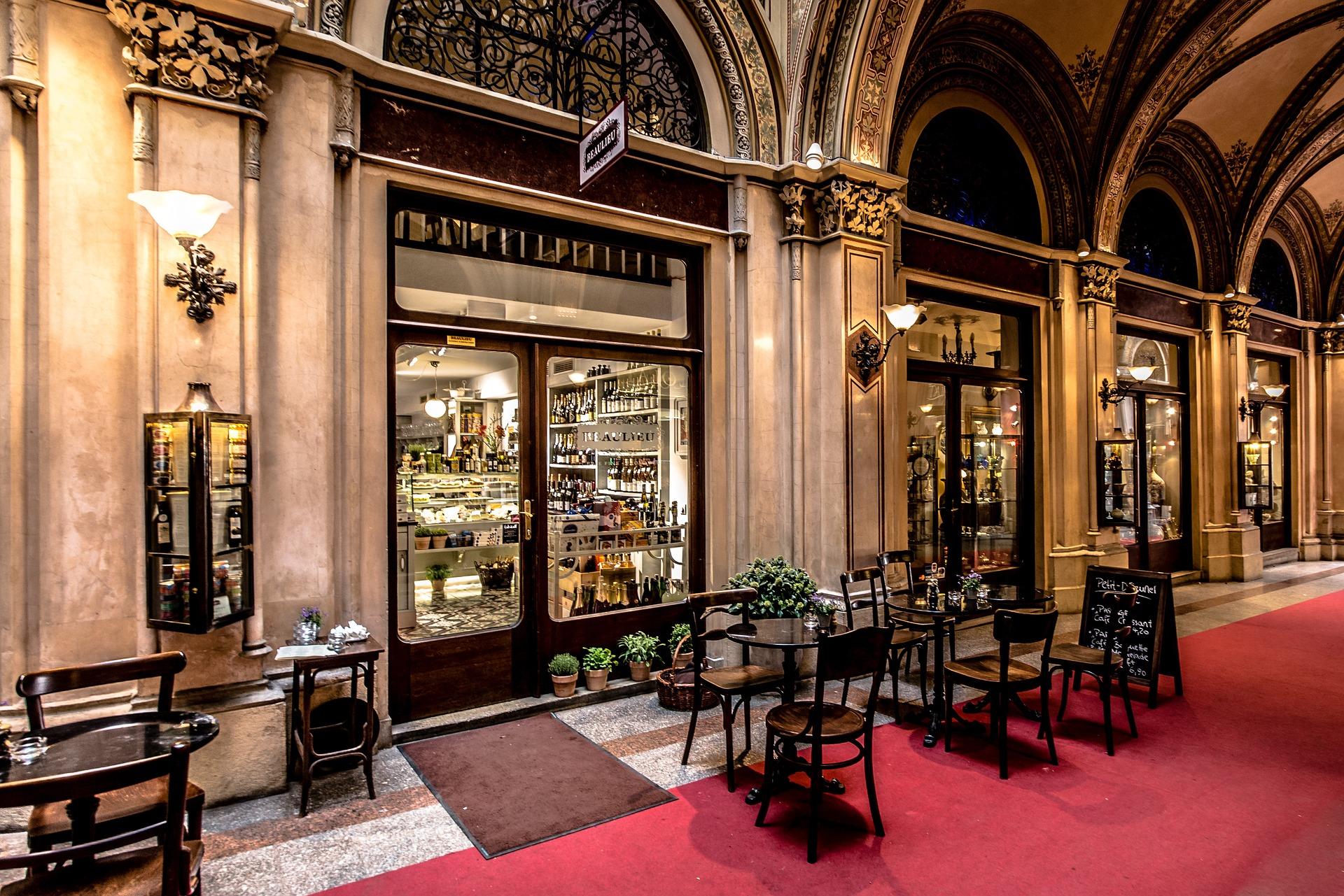 Viennese Café