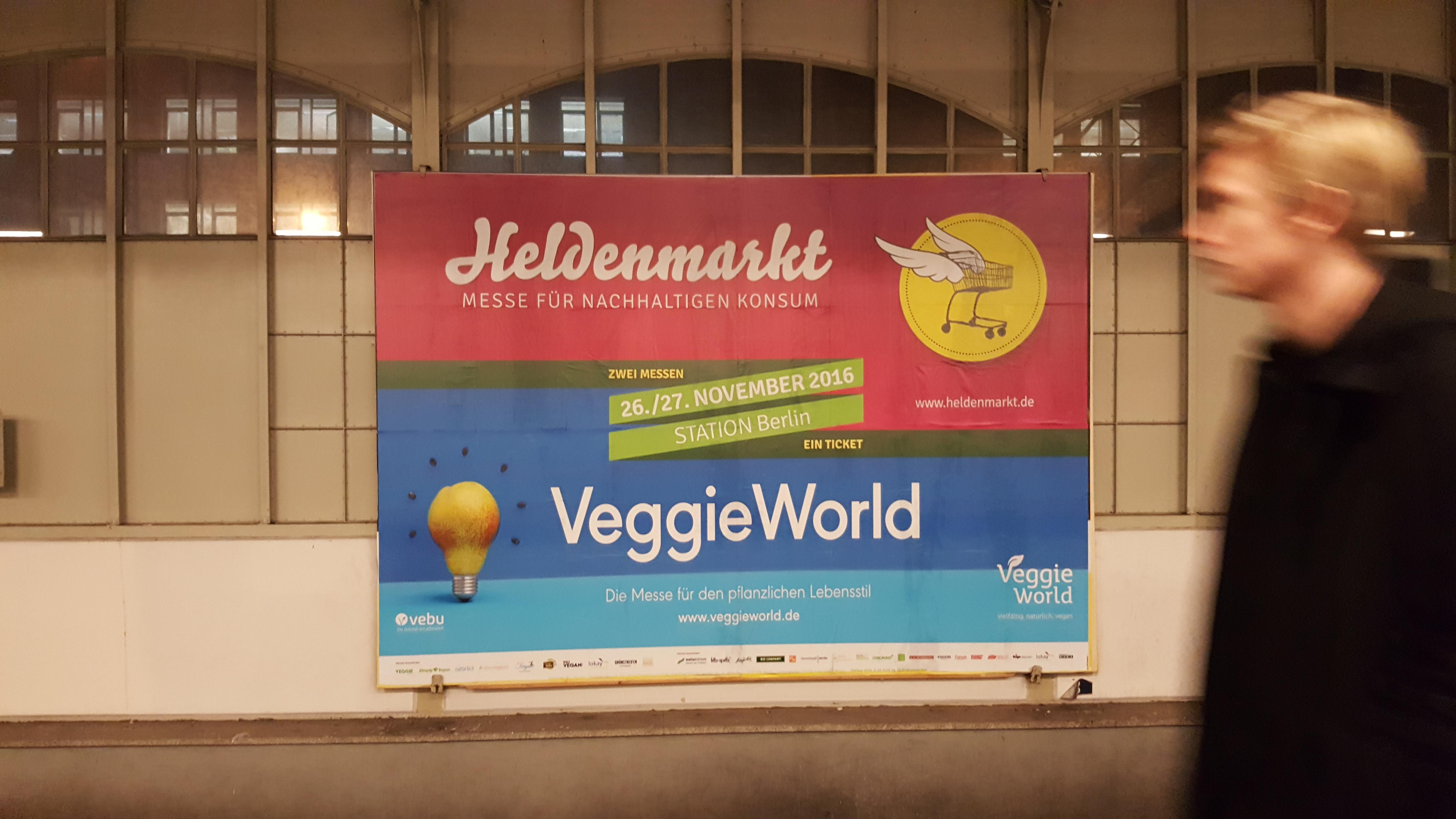 Heldenmarkt Berlin (26.-27.11.2016)