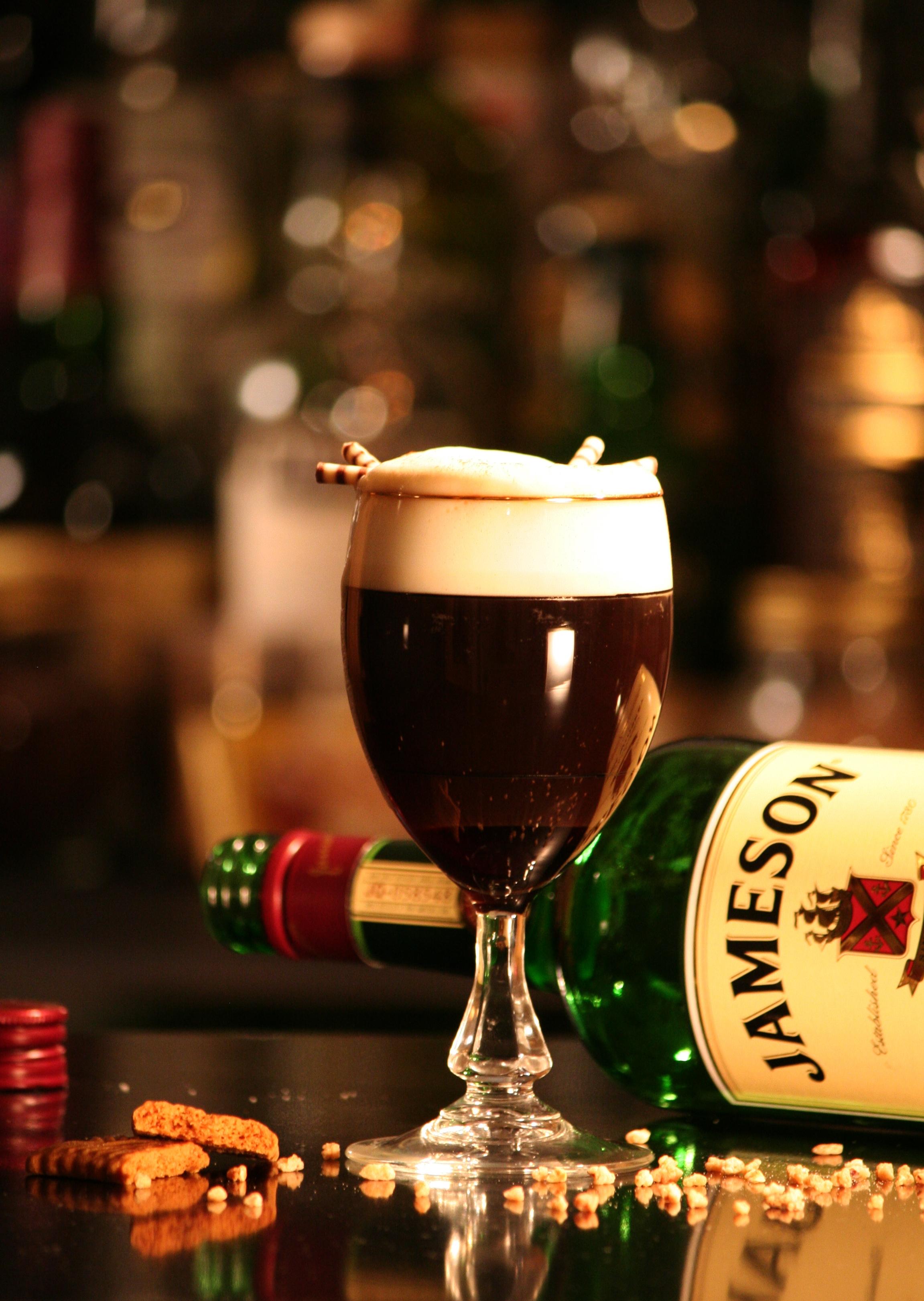 Irish Coffee Day