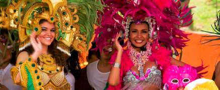 Karneval in Panama