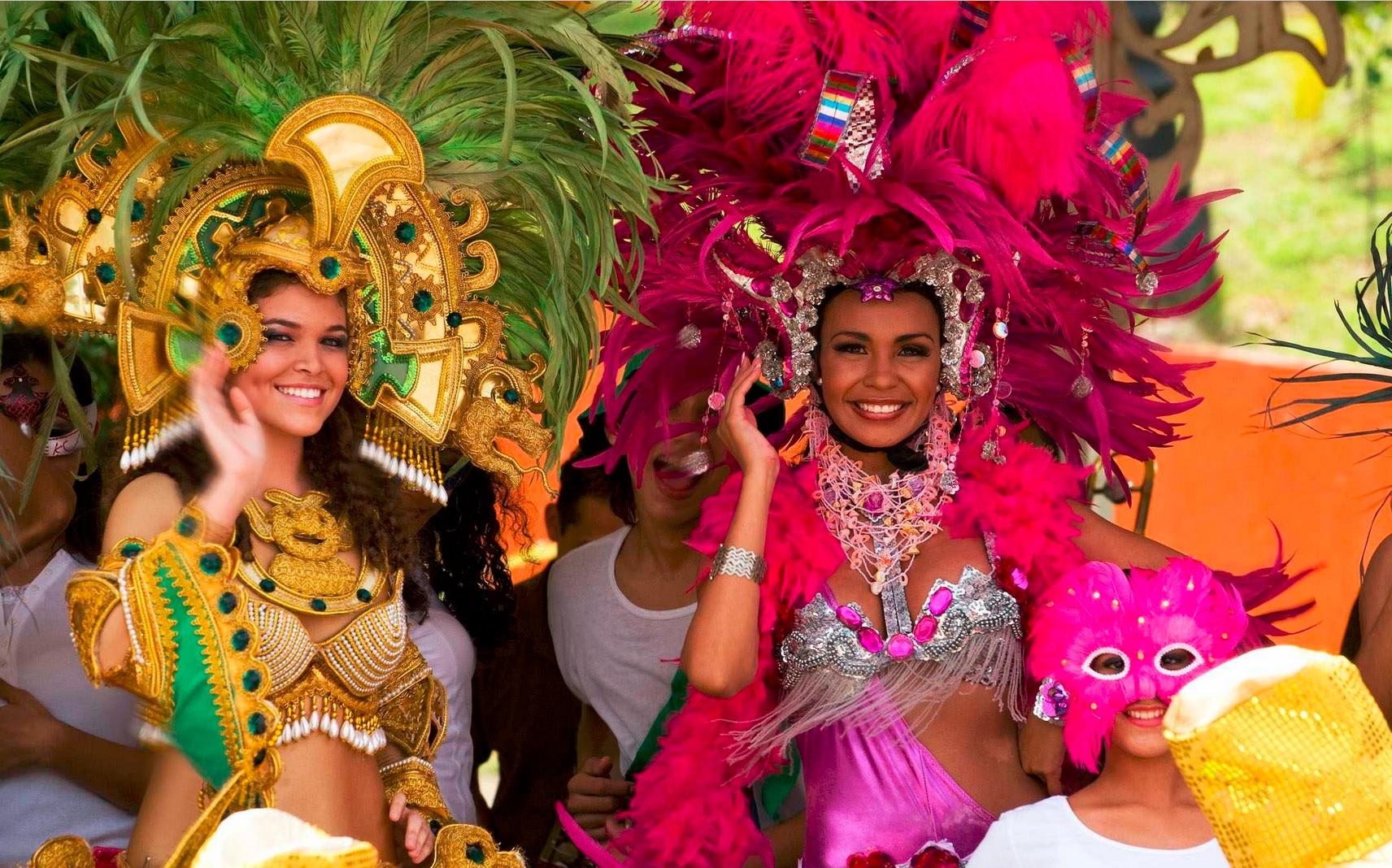 Carneval in Panama