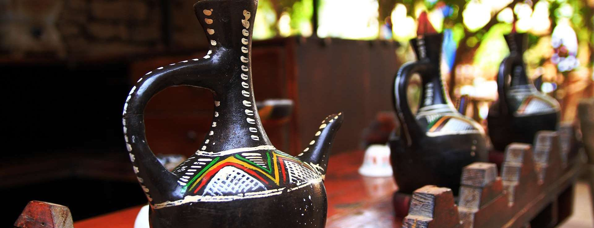 Ethiopian Coffee Ceremony – ቡና