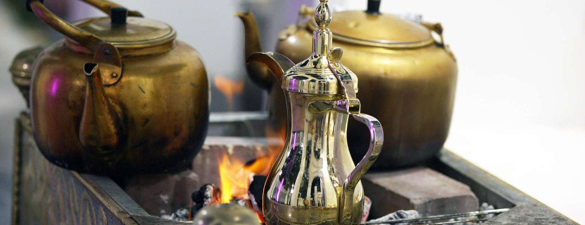 Arabic Coffee – قهوة عربيّة