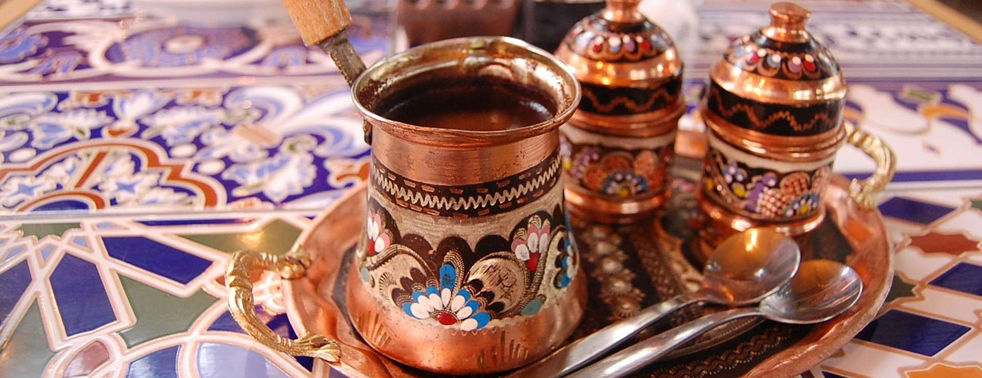 Turkish Coffee – Türk kahvesi