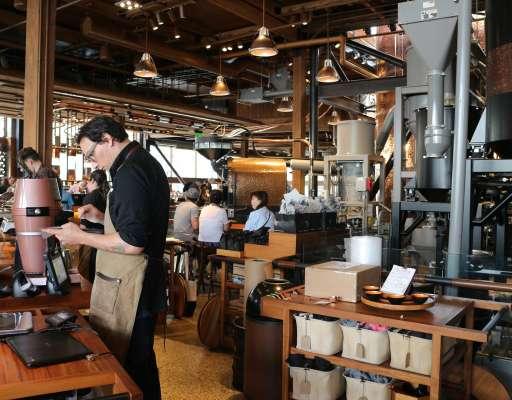 Coffees – Italians do it better (?)