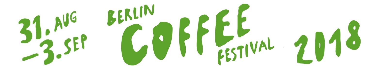 Berlin Coffee Festival
