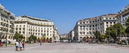 Kaffeetour Thessaloniki