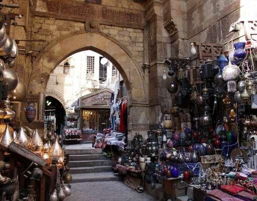 Kaffeetour Kairo