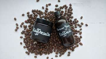Coffee Natural Cosmetics