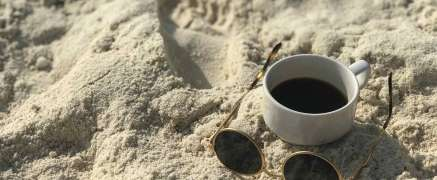 Coffee on Vacation