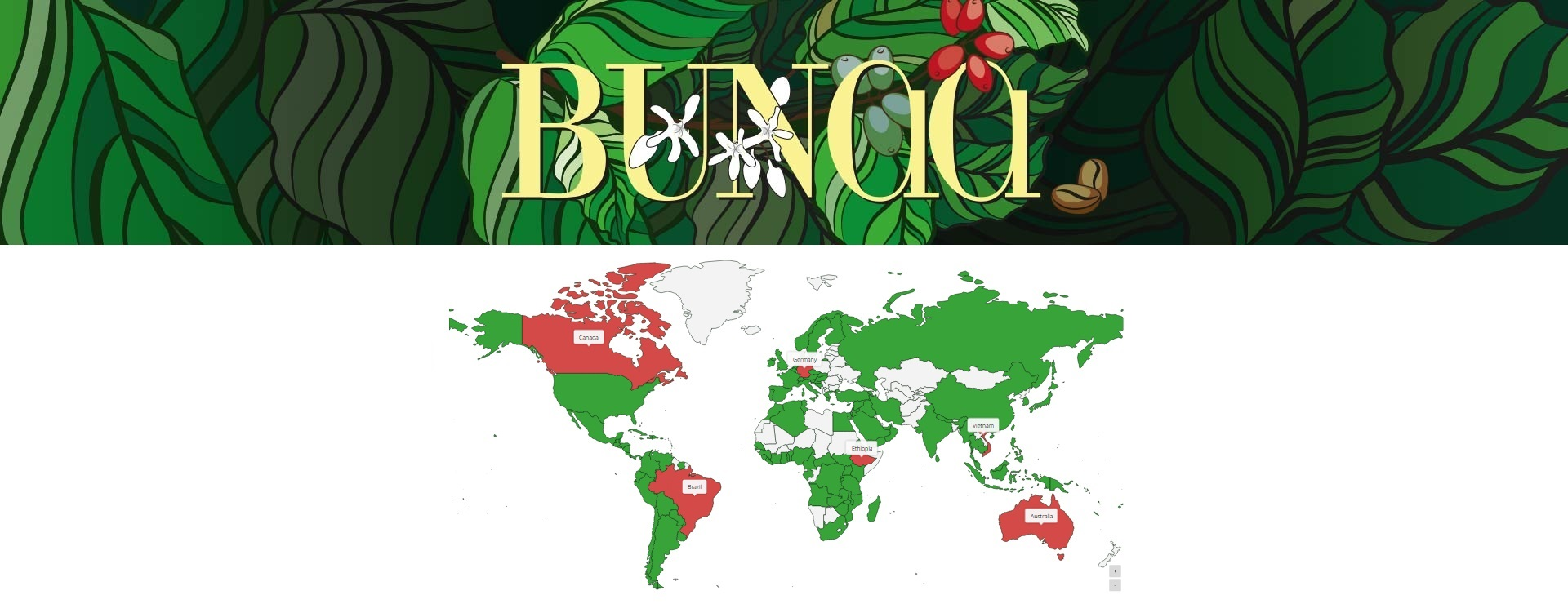 Click through the worldwide coffee cultures
